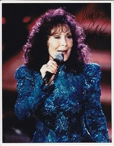 Loretta Lynn born in 1935 is a country music singer/writer, author, & a Philanthropist, who deals with horrible migraines. She is a republican.