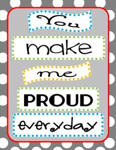 Im So Proud Of You Daily Quotes For Inspiration Pinterest