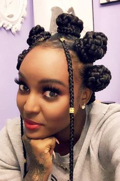 Glamorous Bantu Knot Out Coiffures pour les femmes noires - Coiffure 03 Natural Hair Gel, Natural Hair Shampoo, Natural Hair Twists, Pelo Natural, Bantu Knot Hairstyles, African Hairstyles, Black Girls Hairstyles, Hairstyles Haircuts, 1950s Hairstyles