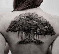 Majestic Back Piece by Turan - Pinterest || @michaelbungard