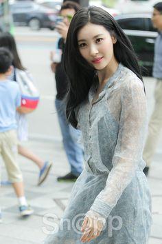 선미 Sunmi (cool summer)