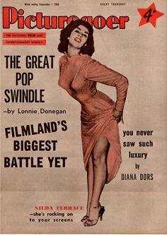 Picturegoer, September 1956. (Nilda Terrace)