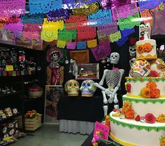 Great web site all about Day of the Dead
