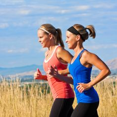 5 Ways to Make Running Feel Easier. (i don't run, but just in case one day i try it)