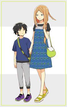 Anime Boy Sketch, Drawing Templates, D Gray Man, Noragami, Anime Love, Character Art, Boy Or Girl, Manga, Couples