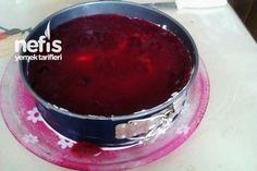 Nefis 10 Dakika Pastası (Vişneli Soğuk Pasta) 1
