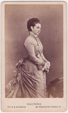 Pss Alice, Grand duchess of Hesse and by Rhine