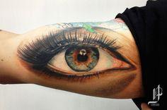 Tattoo by Yomico Moreno from Caracas, Venezuela / www.yomicoart.com