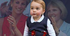 Emotionales Interview seiner Taufpatin Die Taufpatin des kleinen Prinzen ist sich sicher: Prinzessin Diana wäre George eine fantastische Großmutter gewesen!