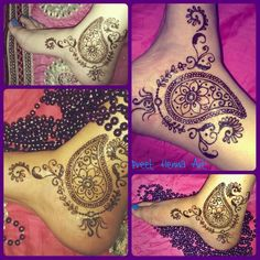 Round 4 entry..Persian Henna Theme. 1st time did this design..and it's very hard click own foot pics :) hope you like this..please share my pic with your friends and family..please vote for me by clicking on heart <3 and re-pining..Thanks alot for your help everyone xx
