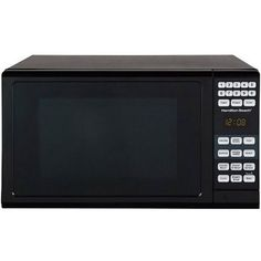 HB 700 Watt Microwave 7 cubic foot capacity Black >>> Click here for more details @