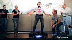 """This is """"Buzz Aldrin visits Pier 9 and rides the new Hendo hoverboard"""" by Charlie Nordstrom on Vimeo, the home for high quality videos and the people who… Buzz Aldrin, Virtual Reality, Technology, Amazing, People, Collection, Tech, Engineering, Folk"""