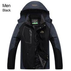 Ray Grace Jacket Women Men Warm Sport Rain Jacket Waterproof Windproof Thermal Thick Fishing Clothes