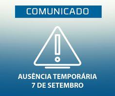 Na próxima quarta-feira dia 7 de setembro irá ocorrer um evento interno do INDEG-ISCTE pelo que nesse dia a resposta da equipa de atendimento estará condicionada até as 16h00.