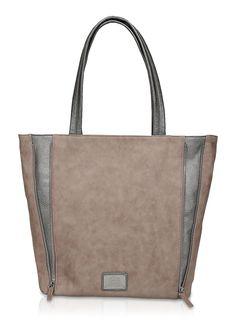 Shopper leather bag,  s.Oliver
