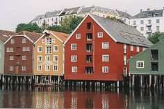 Lovely homes in Norway