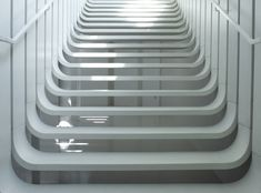 Floating Staircase.