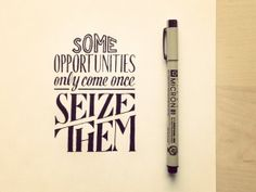 Sean Wes's recommended drawing supplies for hand lettering