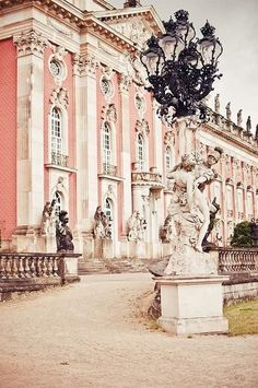 Neues Palais | Potsdam, Germany