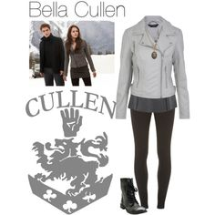 """Twilight Fashion: Bella Cullen"" by catlyp on Polyvore"