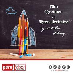 Tüm öğretmen ve öğrencilerimize iyi tatiller dileriz. #karne #öğrenci #öğretmen #tatil #okul #iyitatiller