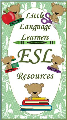 Little Language Learners' ESL resources  are aligned with CCSS, WIDA and the SIOP Model. My resources are specifically designed to promote language acquisition while meeting the goals of content area subjects. My products are designed for both the ELL student, the general ed. early primary student and newcomers. Content units, rubrics, and lesson plans are provided. 25 FREE resources.