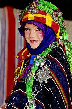 Tamazight. Berber. Morocco.  #People of #Morocco - Maroc Désert Expérience tours http://www.marocdesertexperience.com