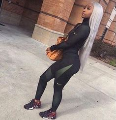 Find images and videos about outfit, long hair and nike on we heart it - the app to get lost in what you love. Nike Outfits, Chill Outfits, Swag Outfits, Casual Outfits, Fashion Outfits, Dope Fashion, Fashion Killa, Urban Fashion, Womens Fashion