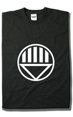 Camiseta Linterna Negra