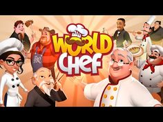 World Chef Mod APK For Android. World Chef (MOD, Instant Cooking) - have you ever dreamed to try their skills in the management of large. Chef App, World Chef, App Hack, Unity 3d, Free Gems, Strategy Games, Le Chef, Cooking Games, Sound Of Music