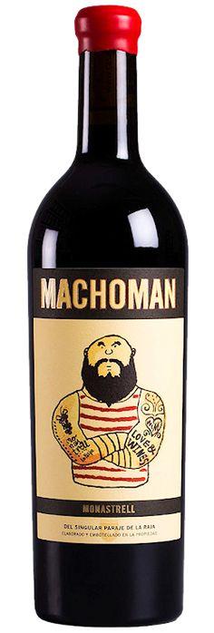 Découvrez ce produit : The Wine Gurus MMM Macho Man Monastrell Jumilia    | Vin SAQ - 12748180