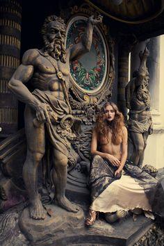 The Look: by Andrey Yakovlev Lili Aleeva.