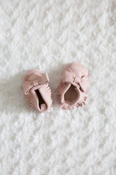 Booties! http://www.stylemepretty.com/living/2015/10/29/little-bunny-baby-gift-box/