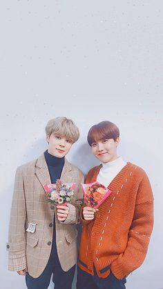 Bts Jimin & J-hope Park Jimin Jung Hoseok