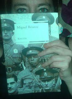 Páginas Colaterales: Kincón. Miguel Briante