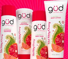 FREE Sample of güd Red Ruby Groovy Product