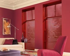 Red Window Blinds Google Search Red Blinds Pinterest See More Ideas About Window Window Blinds And Search
