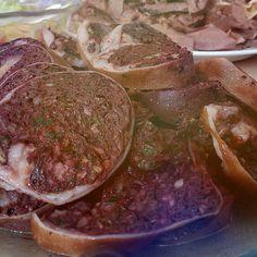 Homemade Vietnamese food