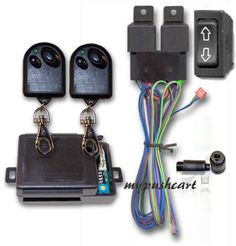 How to Remote Control Linear Actuator Motor via Mobile