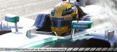 Brawn confident Hamilton will help Mercedes to move forwards