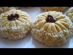 Yams, Muffin, Yummy Food, Cookies, Breakfast, Desserts, Recipes, Pastries, Youtube