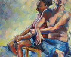 Evolving: Figures in Self-Discovery by Kelly Ann Sheridan, via Behance