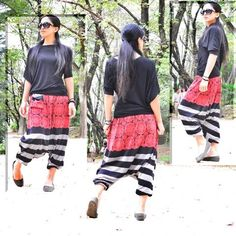 Hot sarouel pants  #naturaleeza #winter #clothes #hippie #fashion