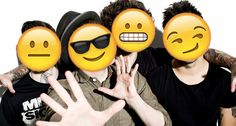 FOB EMOJI QUIZ. TAKE IT. I GOT 10/10 AND THERE WERE THREE SONGS ON THERE I DIDN'T KNOW
