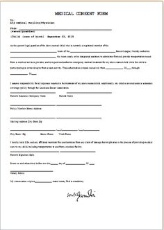Free Medical Form Templates Official Birth Certificate Template At Wordexceltemplates .