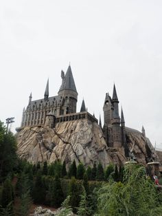 Every Harry Potter Fan knows the J.K Rowling quote 'Hogwarts will always be there to welcome you home', well if you ever need reminding of that you ju Orlando Travel, Harry Potter World, Florida Travel, Yoko, Universal Studios, Disney Trips, Hogwarts, Quote, Fan