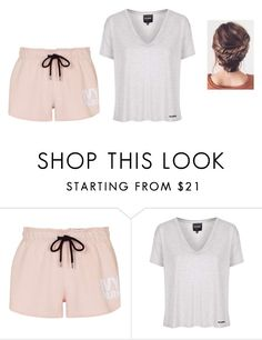 """""""Untitled #77"""" by madelyn-anderson-1 on Polyvore featuring Topshop"""