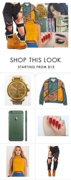 """Untitled #2301"" by kayla77johnson ❤ liked on Polyvore featuring Diesel and Timberland"