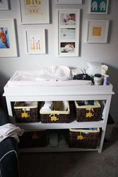 Photo Gallery In Website Love this look Baby BathroomNursery