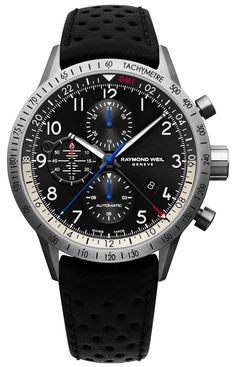 Raymond Weil Freelancer Piper Watch